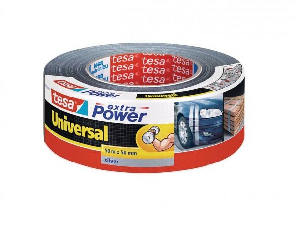 Extra Power Gewebeband | 50 mm breit | Klassisches Gaffatape