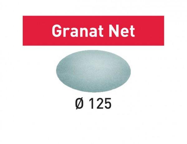 Netzschleifmittel STF D125 P120 GR NET/50 Granat Net