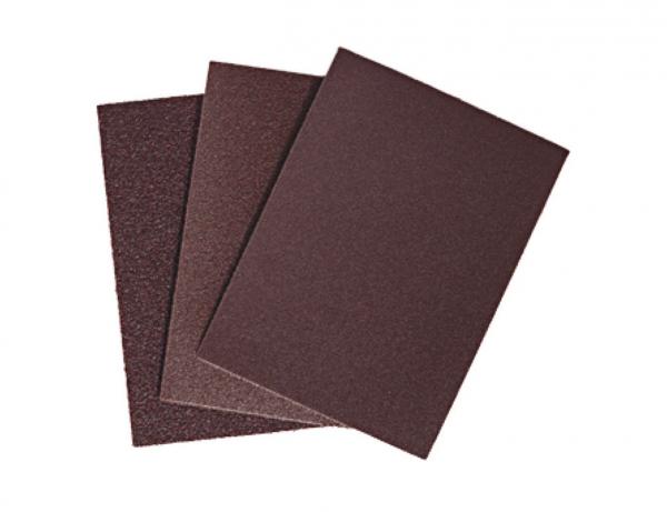 Schleifpapier für Profil-Schleif-Set K80 (25er Pack)