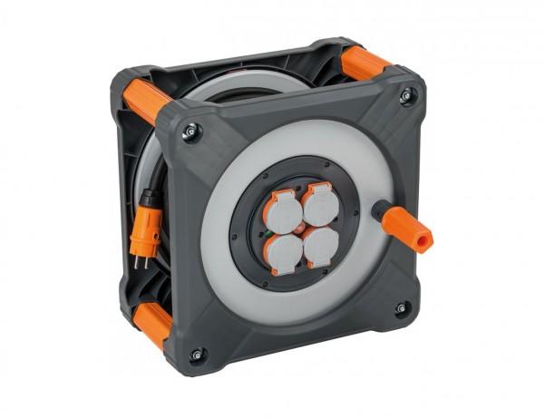 Kabeltrommel professionalLine | 50 m H07RN-F 3G1,5 IP 44 Neopren