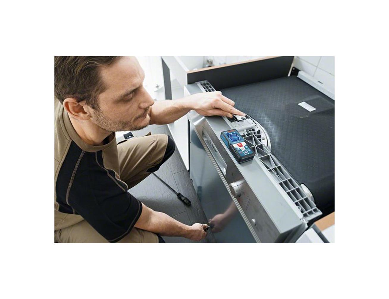 Bosch laserentfernungsmesser glm 50 c connect mit bluetooth