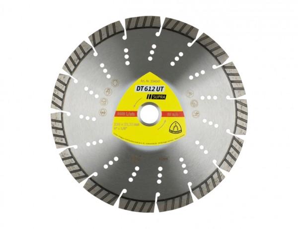 Diamant-Trennscheibe DT 612 UT Supra ideal für Winkelschleifer