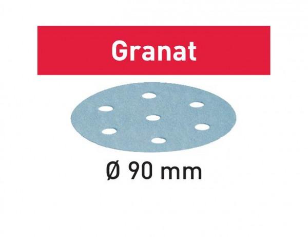 Schleifscheibe STF D90/6 P80 GR/50 Granat