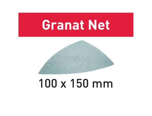 Netzschleifmittel STF DELTA P150 GR NET/50 Granat Net