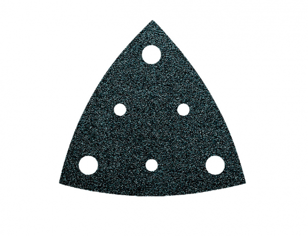 Dreieck-Schleifblätter, gelocht K36-240 (5er Pack)