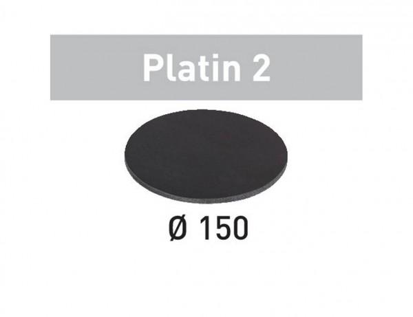 Schleifscheibe STF D150/0 S4000 PL2/15 Platin 2