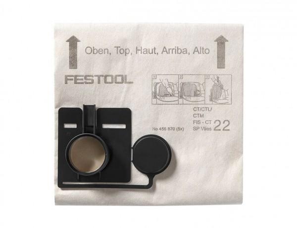 Filtersack FIS-CT 22 SP VLIES/5