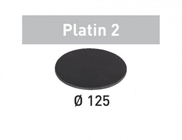 Schleifscheibe STF D125/0 S500 PL2/15 Platin 2