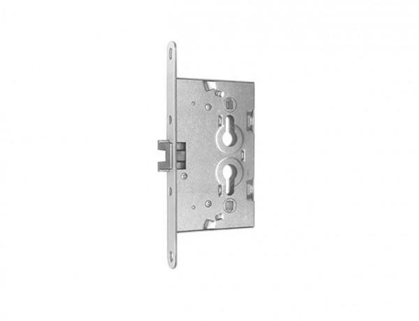 Metalltürschloss für Neben- und Sickentüren 1009PL | rechts + links verwendbar