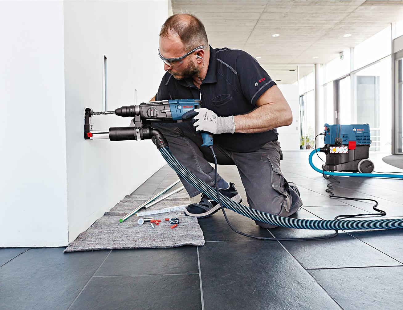 bosch bohrhammer gbh 2 28 dfv professional 0611267200. Black Bedroom Furniture Sets. Home Design Ideas