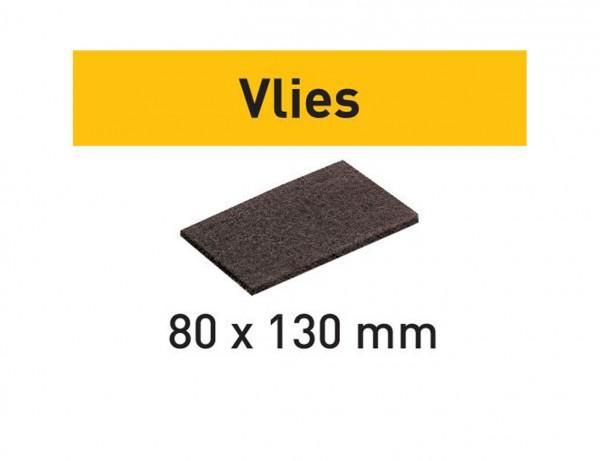 Schleifvlies STF 80x130 SF 800 VL/5 Vlies