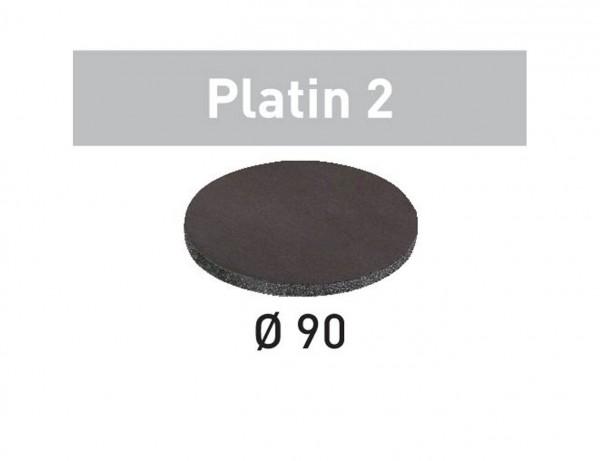 Schleifscheibe STF D 90/0 S500 PL2/15 Platin 2