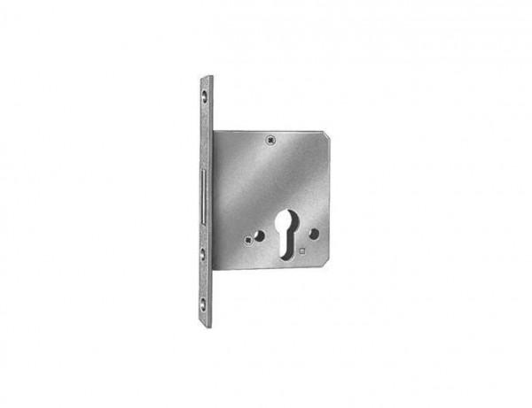 Riegelschloss 286P55 | Stulp silberfarbig 20 x 150 mm