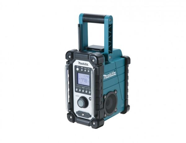 Baustellenradio DMR 107 7,2-18 V - geeignet für die neuen 10,8 V Akkus