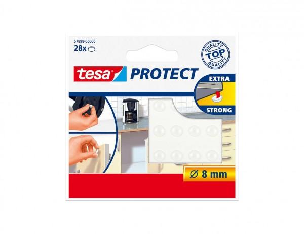 Protect Rutsch- & Lärmstopper   Ø 8 mm   Geben Gegenständen sicheren Stand & Dämpfen Geräusche