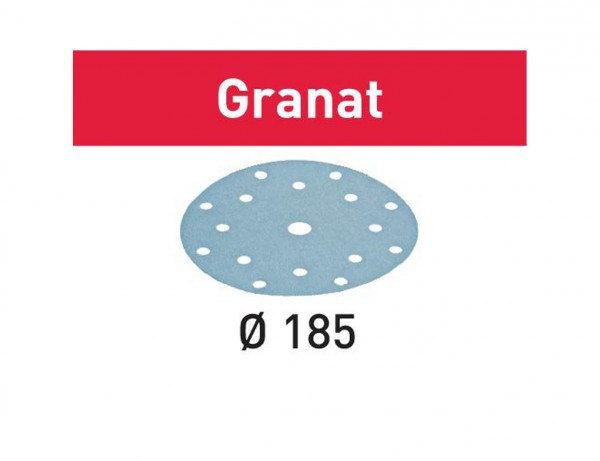 Schleifscheibe STF D185/16 P120 GR/100 Granat