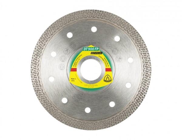 Diamant-Trennscheibe DT 900 FP Special | Saubere Schnitte auch bei härtesten Bodenfliesen
