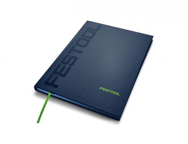 Notizbuch Festool