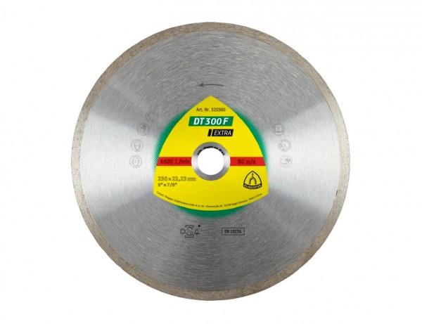 Diamant-Trennscheibe DT 300 F Extra | Saubere Schnitte bei Fliesen und Kacheln