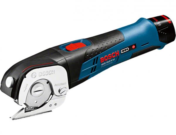 click&go! Akku-Universalschere GUS 12V-300 Solo inkl. L-Boxx