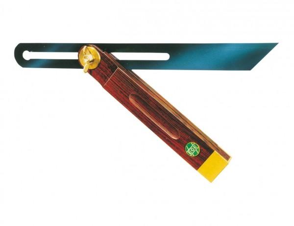 ECE Präzisions Schmiege Typ 411 | Palisanderholz mit Hohlkehle und Stahlzunge