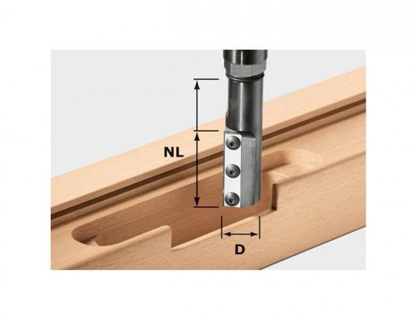 Nutfräser-Wendeplatten HW KN D20/50 WP/K