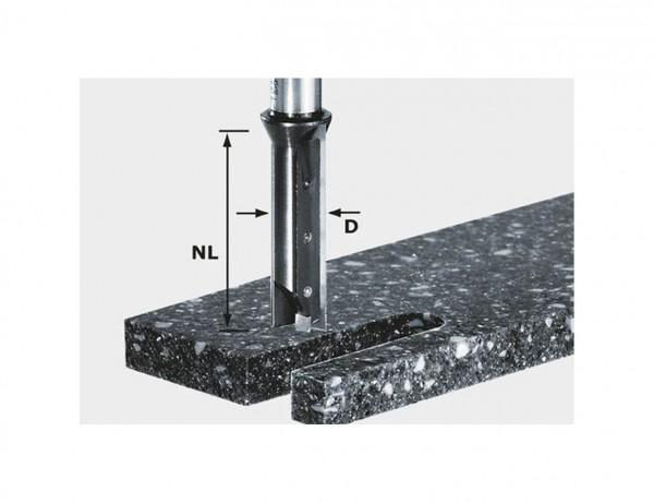 Nutfräser-Wendeplatten HW S12 D14/45 WM
