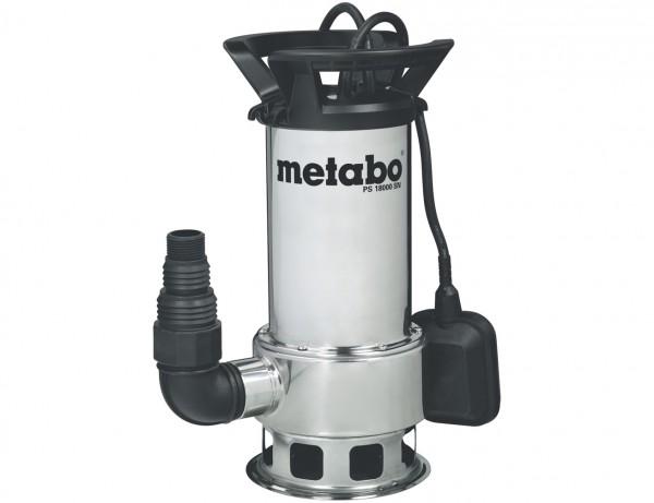 Schmutzwasser-Tauchpumpe PS 18000 SN