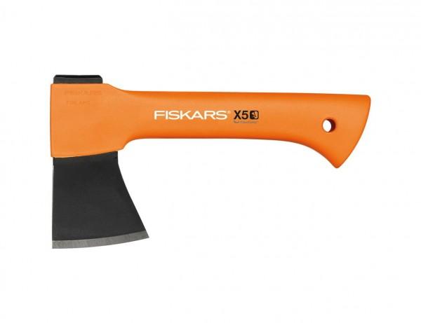 Universalaxt X5 23 cm (XXS) | Für Outdoor-Aktivitäten, zum Schnitzen und für die Lagerfeuervorbereit