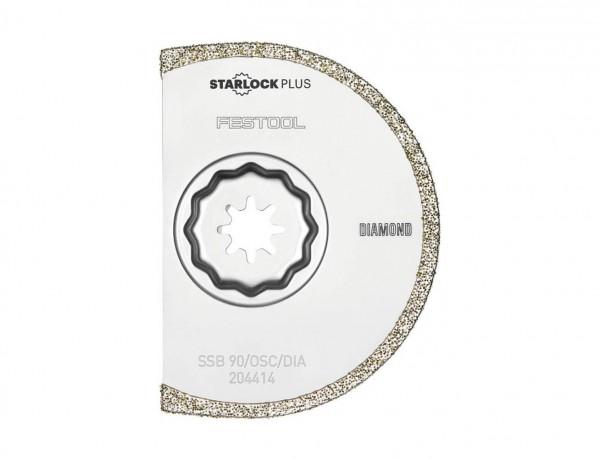 Diamant-Sägeblatt SSB 90/OSC/DIA