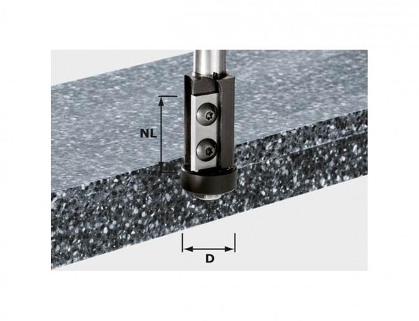 Bündigfräser-Wendeplatten HW S12 D21/30WM