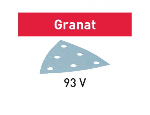 Schleifblatt STF V93/6 P220 GR /100 Granat