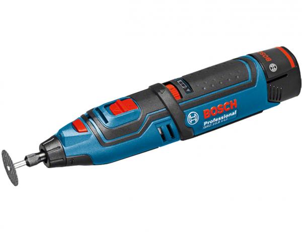 click&go! Akku-Multirotationswerkzeug GRO 12V-35 Solo inkl. L-Boxx