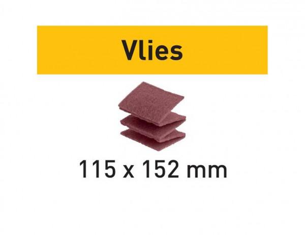 Schleifvlies 115x152 MD 100 VL/25 Vlies