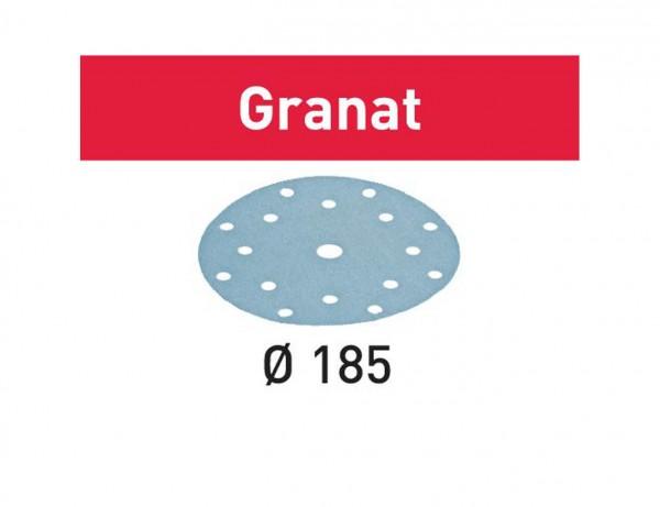 Schleifscheibe STF D185/16 P80 GR/50 Granat