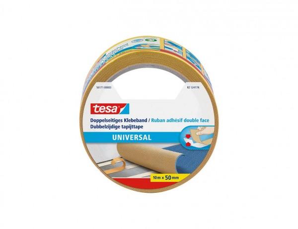 Doppelseitiges Klebeband universal für permanenten Halt | vielseitig einsetzbar