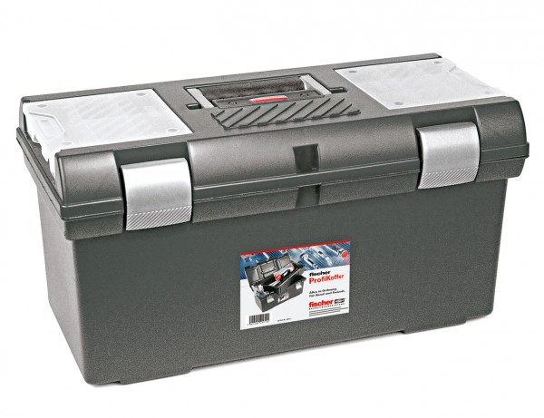Profikoffer klein - der universelle Werkzeugkoffer