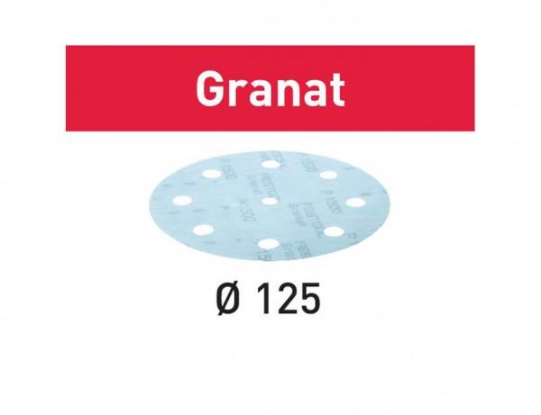 Schleifscheibe STF D125/8 P1500 GR/50 Granat