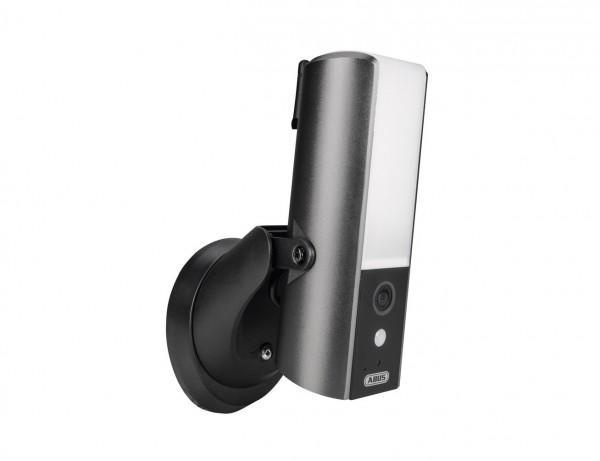 Smart Security World WLAN Lichtkamera PPIC36520 | All-in-One: Kamera, Bewegungsmelder und Außenlicht