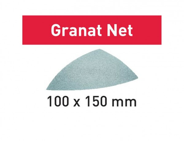 Netzschleifmittel STF DELTA P80 GR NET/50 Granat Net