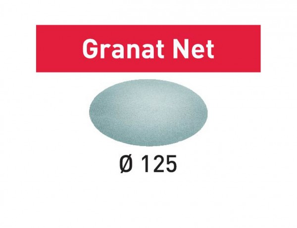 Netzschleifmittel STF D125 P320 GR NET/50 Granat Net