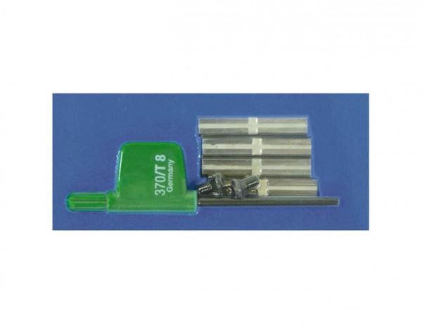 Wendeplatten-Set HW-WP 30x5,5x1,1 (4x)
