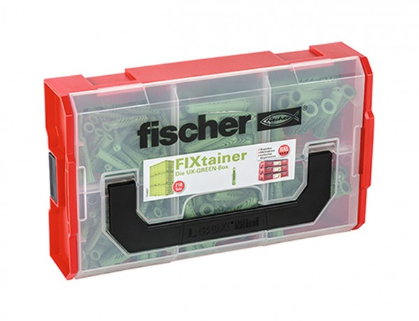 FIXtainer - UX-green-Box