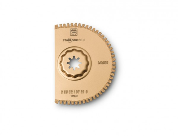 Hartmetall-Sägeblatt mit offener Verzahnung und Starlock-Plus-Aufnahme | Ø 90 mm