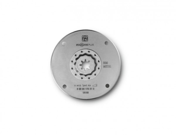 HSS-Sägeblatt für Metall, Kunstoff uvm. mit Starlock-Plus-Aufnahme | Ø 100 mm