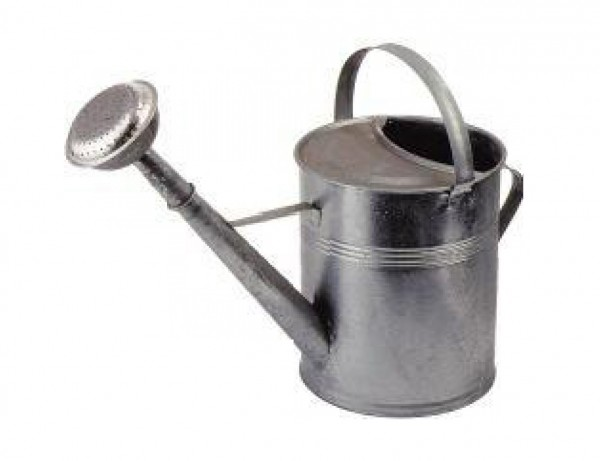 Zink-Gießkanne 10 Liter
