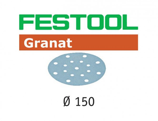 Schleifscheiben STF D150/16 P180 GR/100 Granat