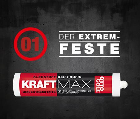 Klebstoffe-KraftMax