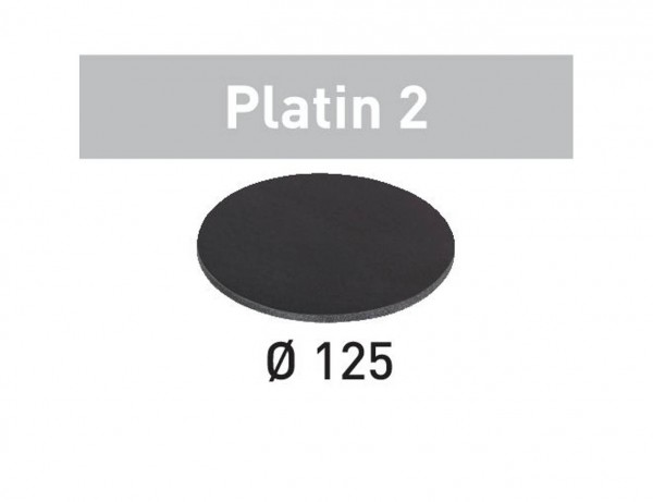 Schleifscheibe STF D125/0 S400 PL2/15 Platin 2