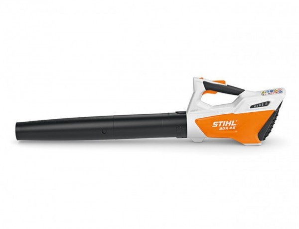 stihl blasger t bga 45 mit integriertem akku kompakt und. Black Bedroom Furniture Sets. Home Design Ideas